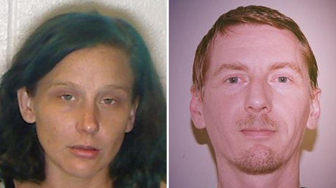 Kellie Lynn Collins was arrested on Wednesday for the killing of 41-year-old Curt Jason Cain.