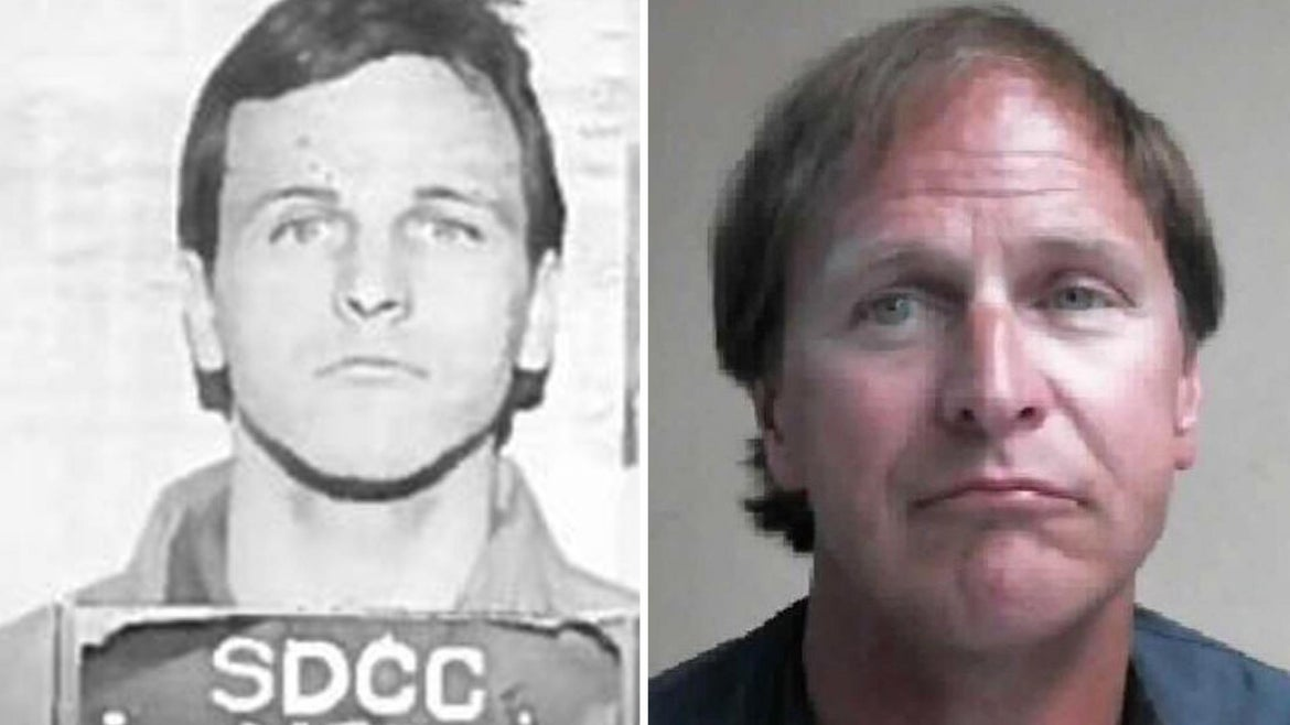Alexander Christopher Ewing, 57, faces charges on multiple counts of murder in a series of gruesome attacks that left a family in Aurora and an elderly woman in Lakewood dead days apart in 1984.