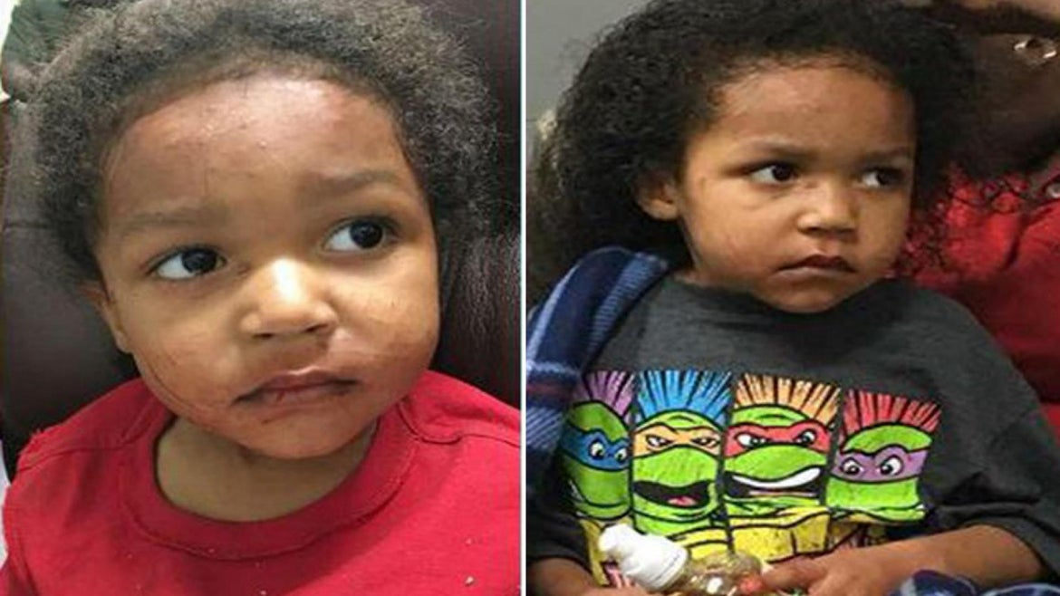 Pictured: 3-year-old Kylen (Ouachita County Sheriff's Office)