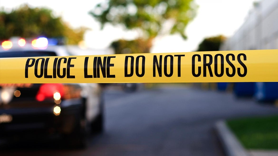 The 12-year-old shot his mom's husband twice using a rifle.