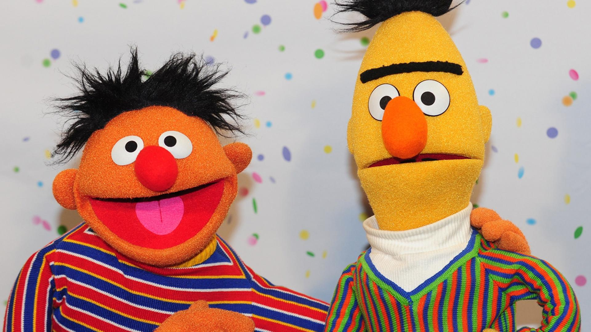 """A """"Sesame Street"""" writer says he modeled Bert and Ernie after his relationship with his same-sex partner."""