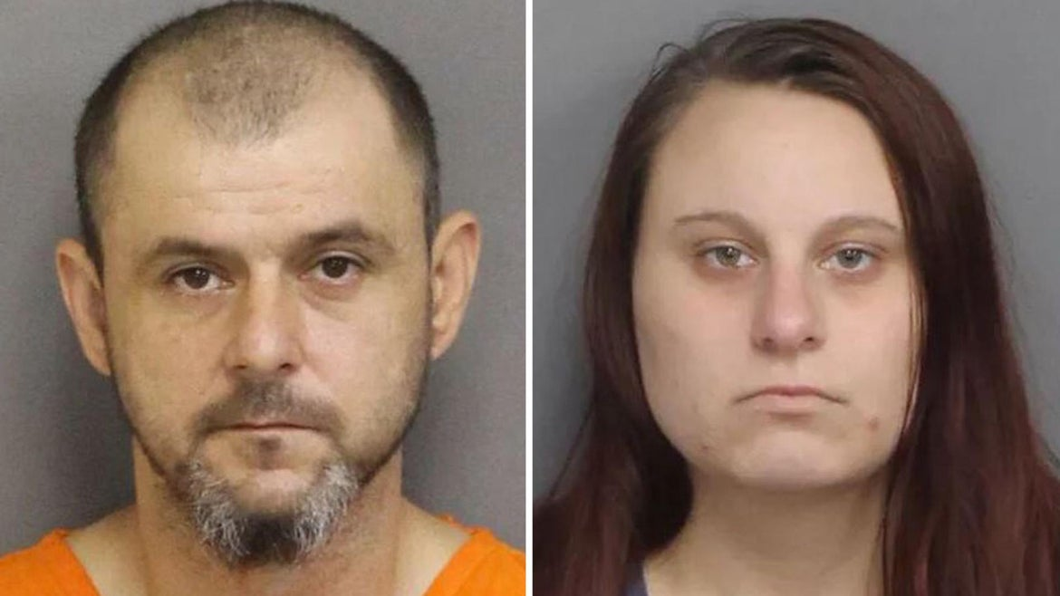 James Travis Brown and his daughter, Katlyn Lauren Edwards, were charged with incest.
