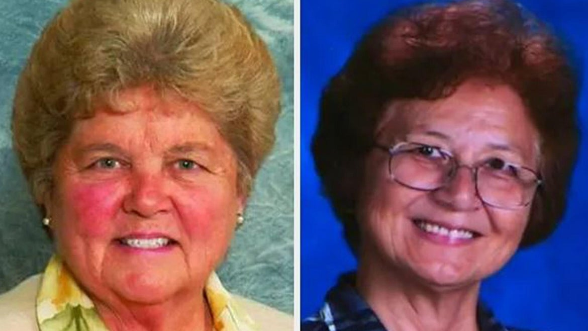 Sisters Mary Margaret Kreuper and Lana Chang are now living in separate convents, officials said.