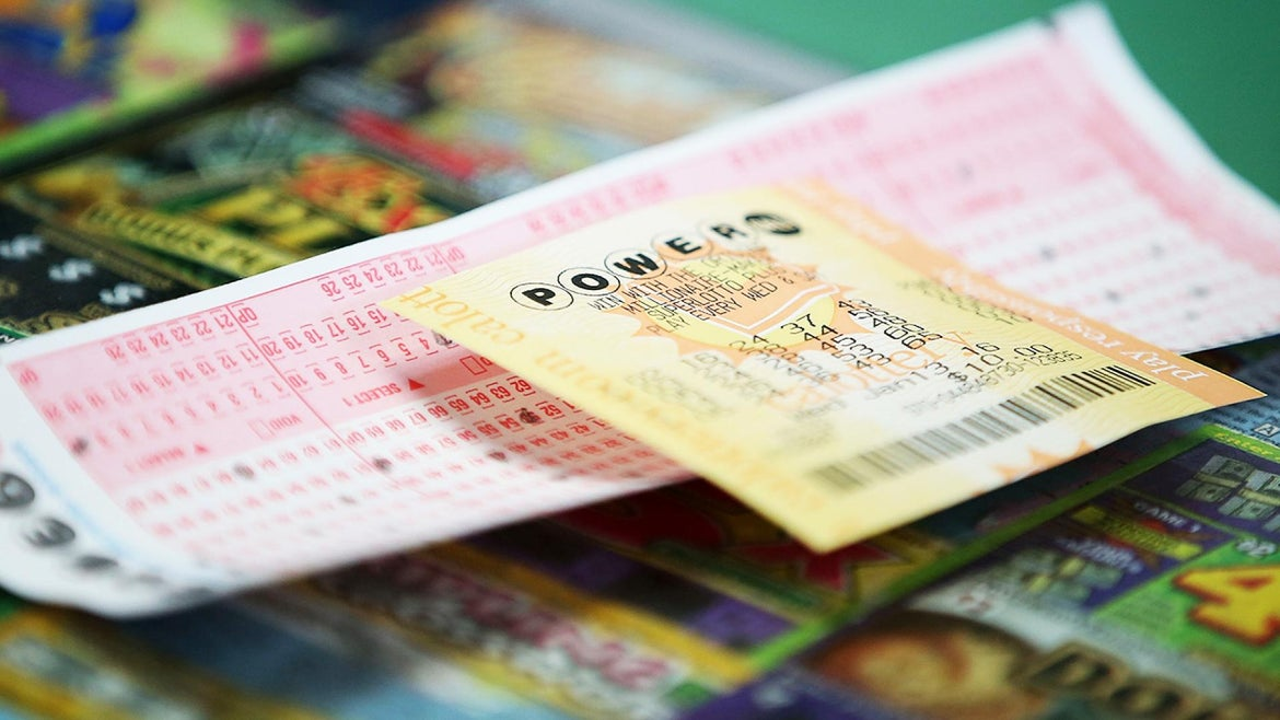 A North Carolina man says a good deed led him to win the lottery.
