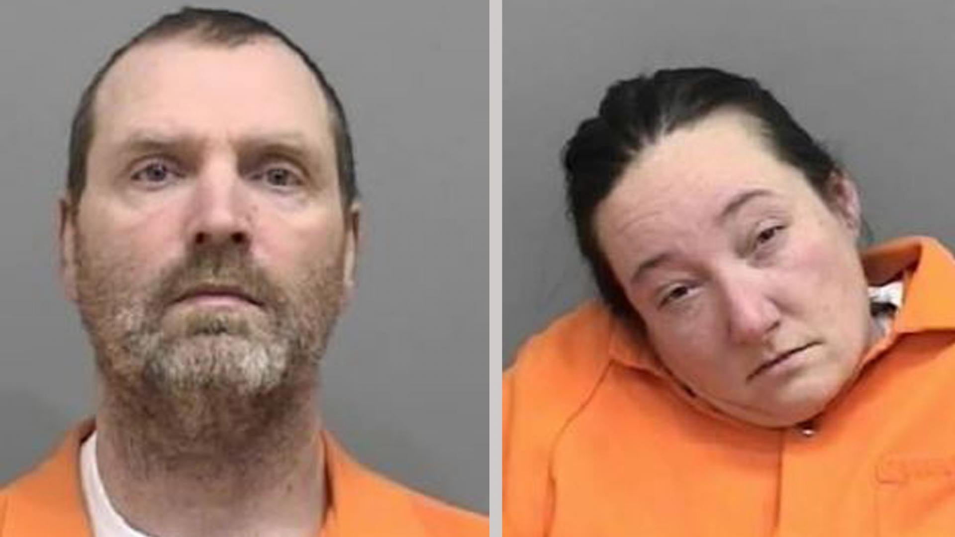 Timothy and Tina Hauschultz have been charged in the death of a 7-year-old boy.