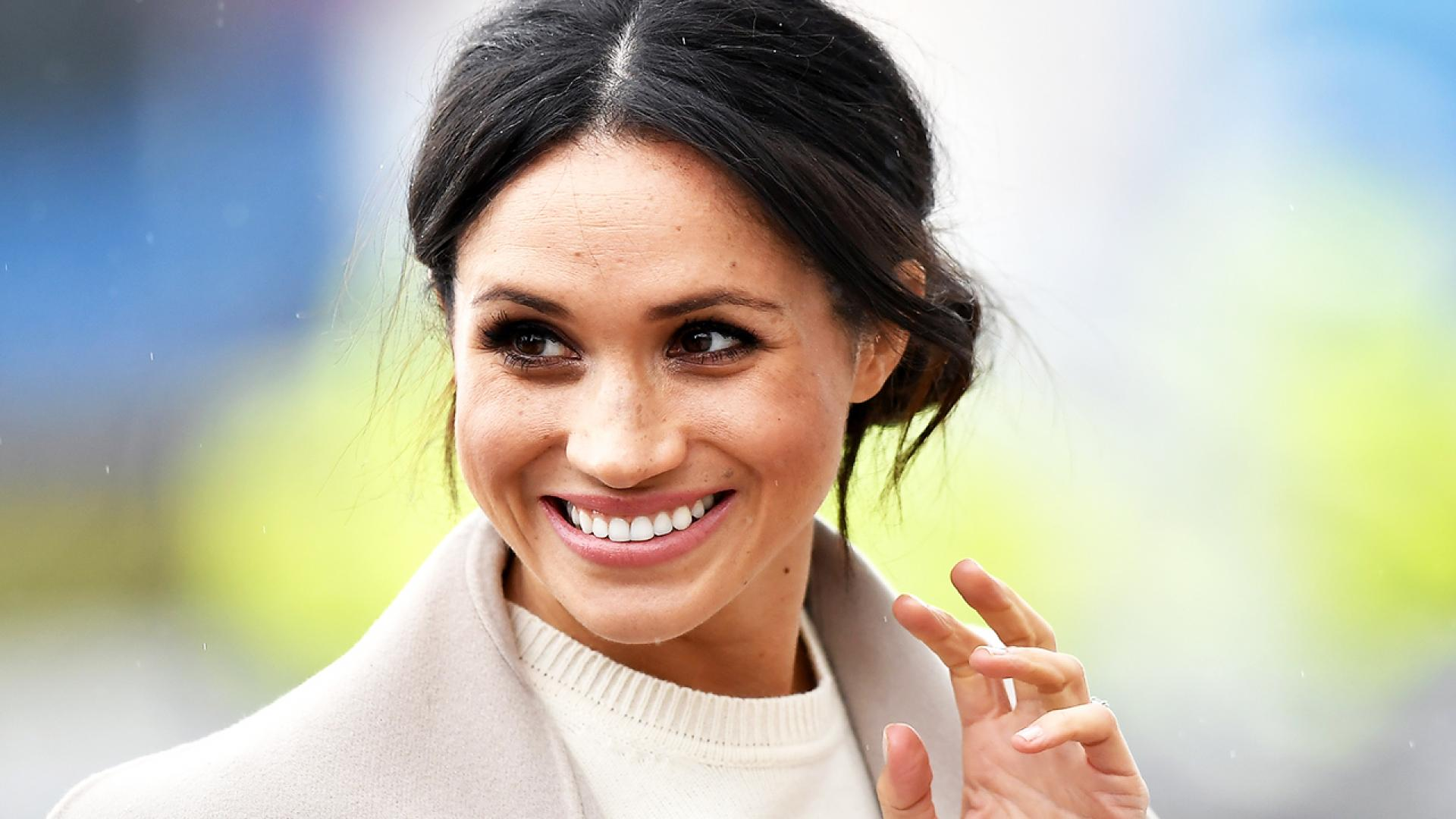 Markle gets candid in a new interview.