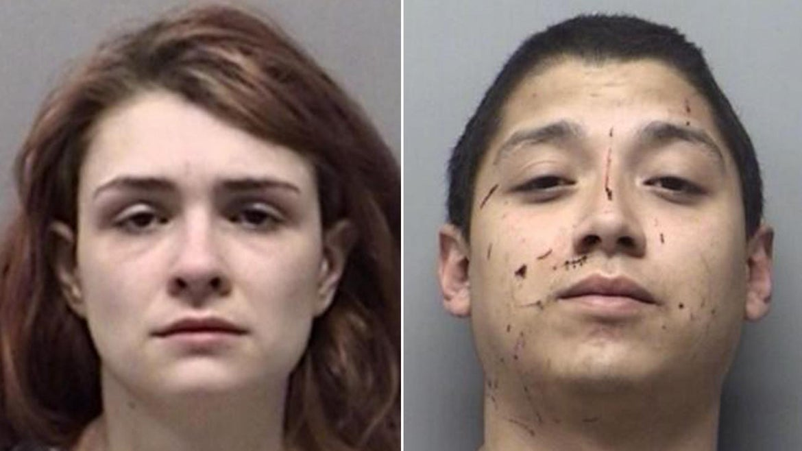 The parents have been charged with four counts of child endangerment.