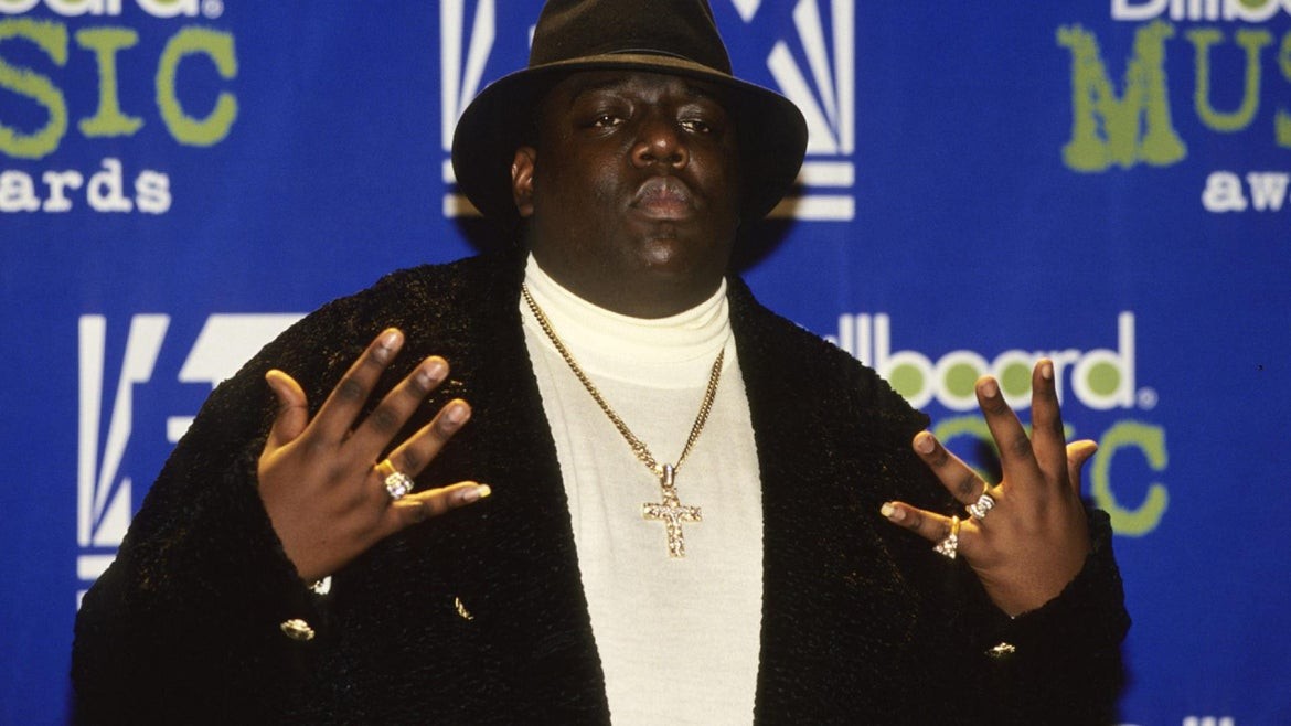The death of Christopher Wallace, aka the Notorious B.I.G., has never been solved. The case remains open.