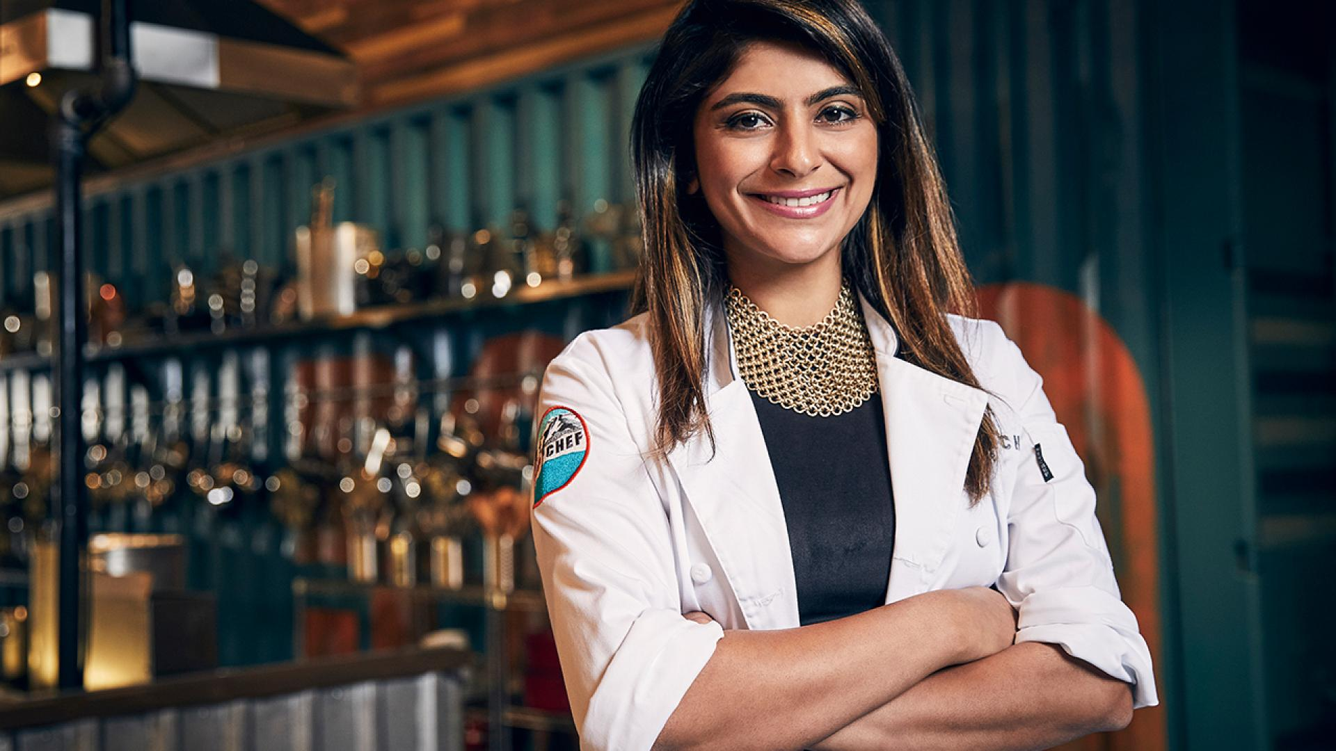 """Fatima Ali, a New York City chef who competed on """"Top Chef"""" and won """"Chopped,"""" died Jan. 25 at the age of 29."""