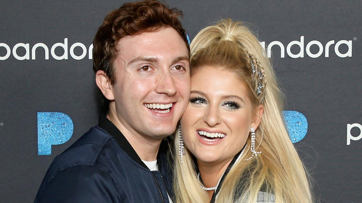 Meghan Trainor married Daryl Sabara in December 2018 and walked down the aisle to her own song.