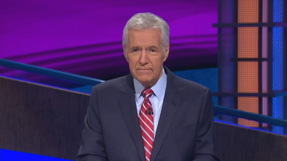 """The """"Jeopardy!"""" host is battling stage 4 pancreatic cancer."""