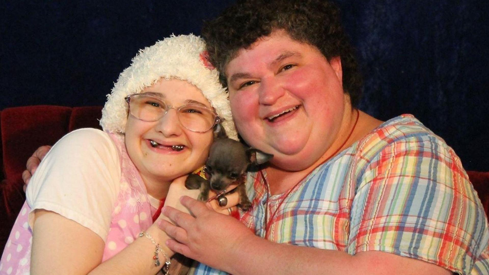 Gypsy Rose Blanchard (left) was arrested in the killing of her mother, Dee Dee Blanchard (right), who authorities said had Munchhausen's by Proxy and made her daughter sick.