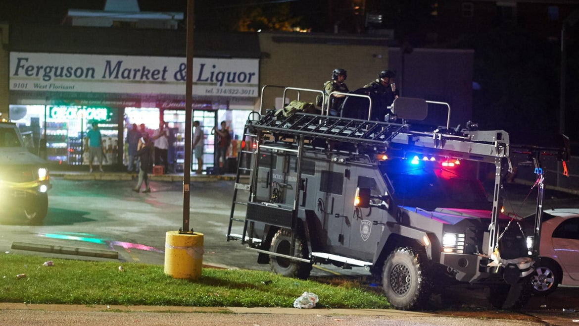 The six deaths of Ferguson protesters have caused concern among activists.