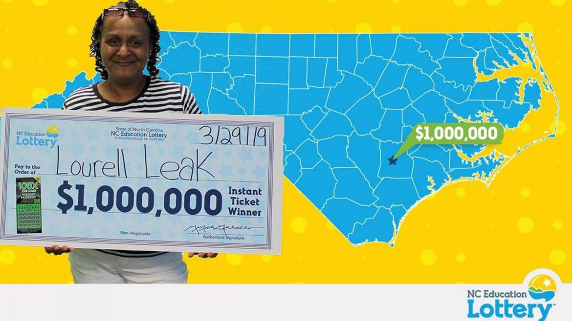 Woman Wins the Lottery Because Her Mother Was Asleeep