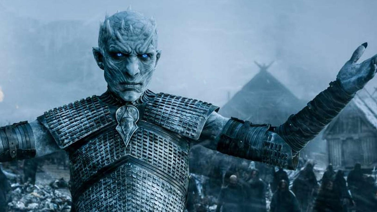 """Game of Thrones"" returns Sunday."