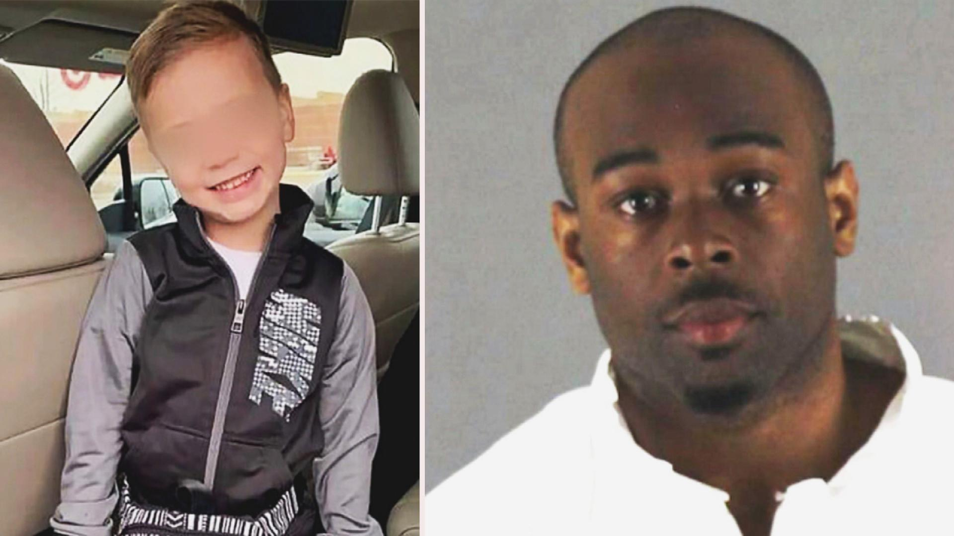 little boy thrown from mall of america