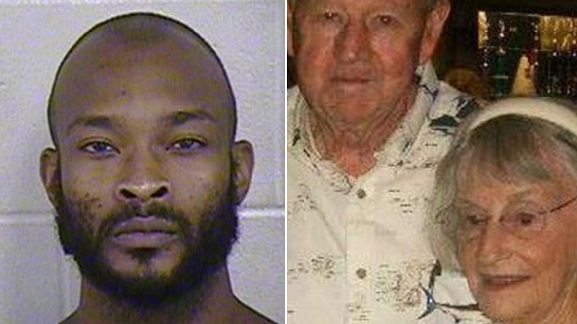 Brandon Howell was found guilty of killing five people in September 2014, including George Taylor, 80, and Anna Taylor, 86.
