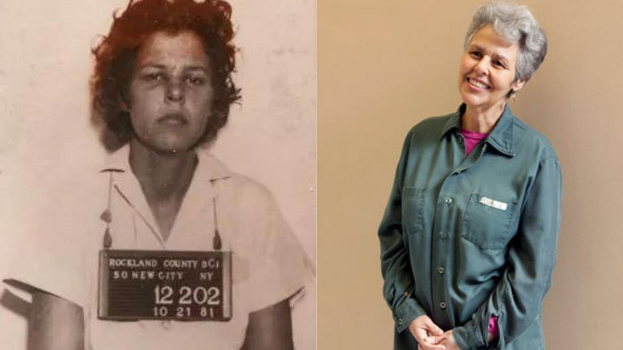 Judith Clark became a model prisoner.