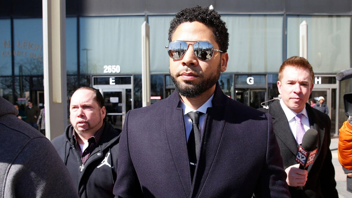 """Jussie Smollett's Brother Breaks His Silence, Asks """"What if Jussie Was Telling the Truth?"""""""