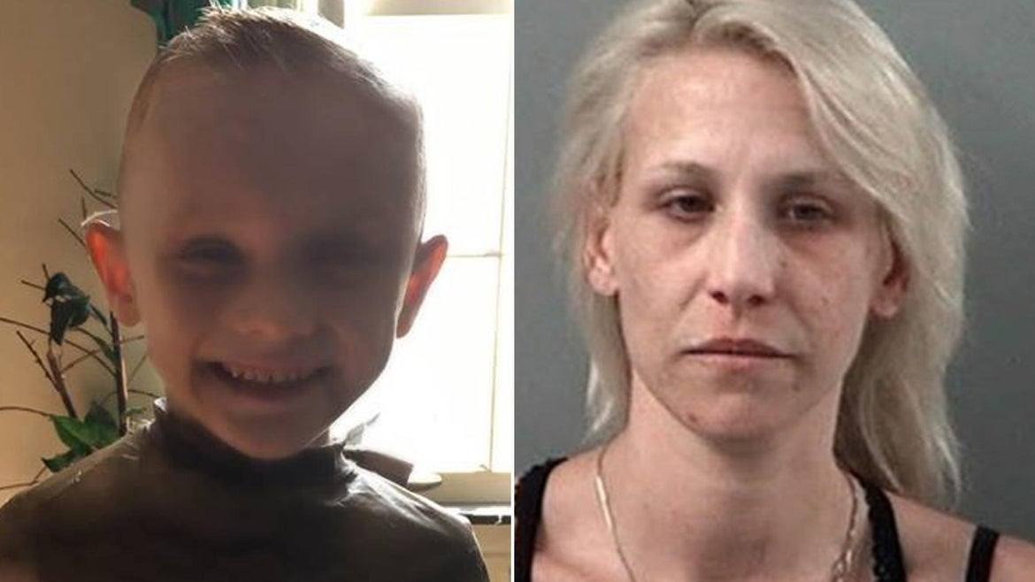 """Well before Andrew """"A.J."""" Freund Jr. was even born, the slain boy's mother JoAnn Cunningham allegedly committed abuses so severe against a child the courts saw fit to remove him from her custody entirely, records obtained by InsideEdition.com show."""
