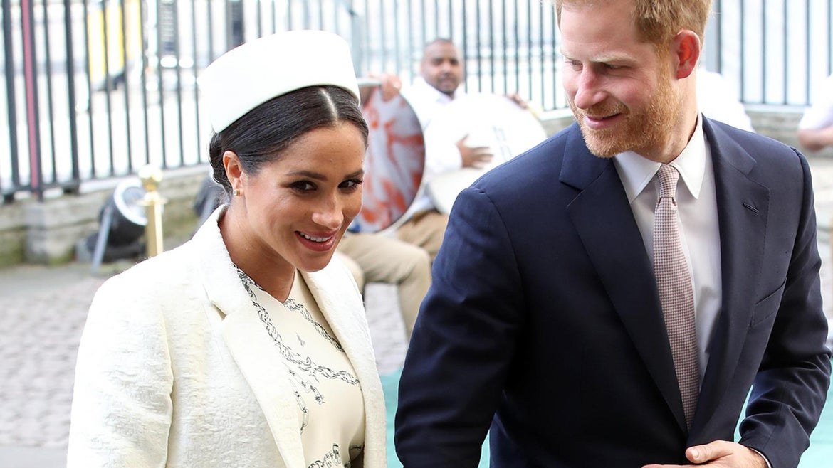 An ambulance was spotted near the Frogmore Cottage home of Meghan Markle and Prince Harry, fueling reports that the Duchess of Sussex is in labor.