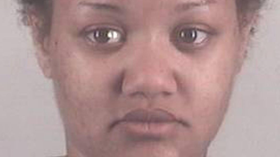 Police said Halle Marie Murray told them her son had hit her daughter and left injuries that proved to be fatal.