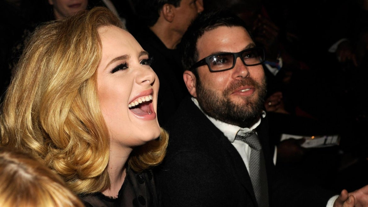 Adele announced she and husband Simon Konecki have separated.