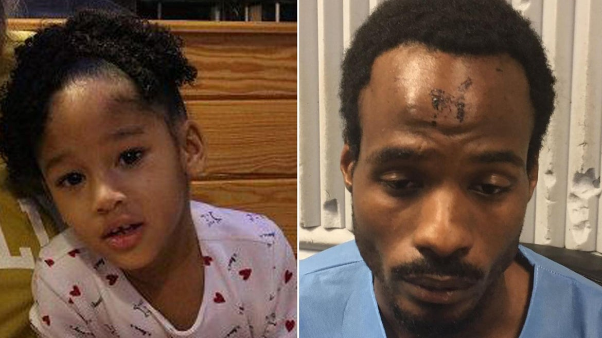 The search is on for Maleah Davis, whose stepfather Darion Vence said was taken by three carjackers who assaulted him in an attack that left him unconscious for nearly 24 hours, police said.