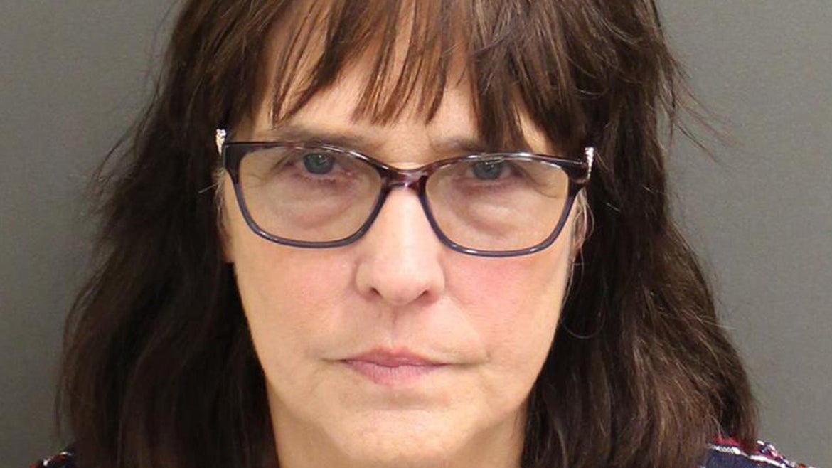 Hester Jordan Burkhalter had scrimped and saved to spend April 15 at the happiest place on Earth, but instead she spent it in jail after she was charged with possession of hashish in Orange County, Florida.