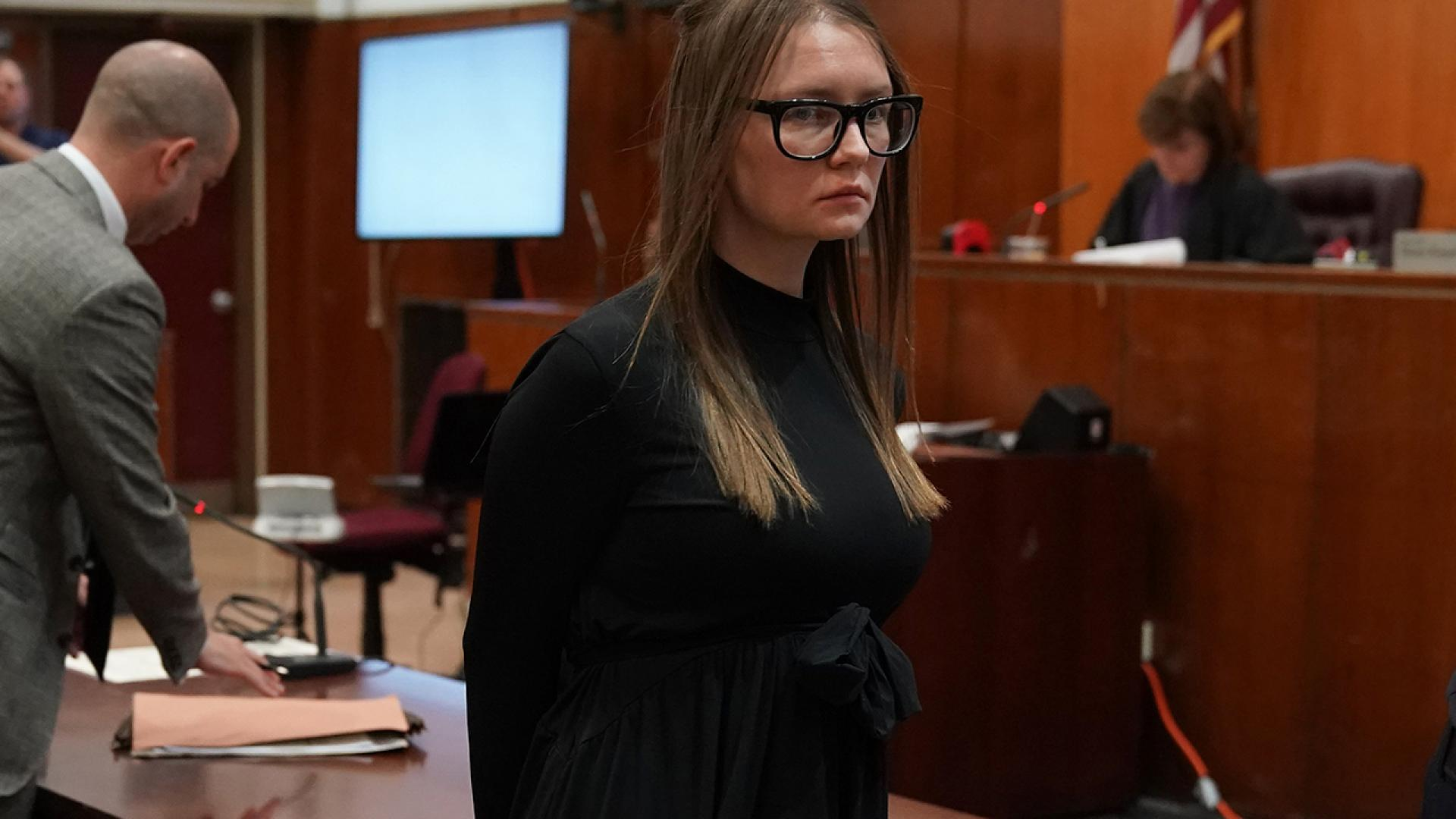 Anna Sorokin pretended to be a wealthy German heiress worth $60 million.