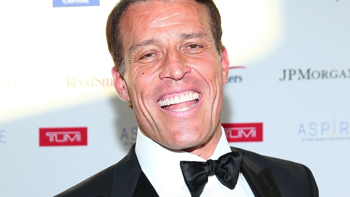 Tony Robbins is accused of sexual misconduct in a BuzzFeed report.
