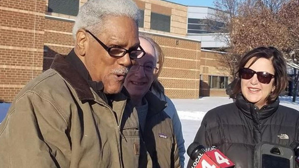 Richard Phillips, 73, spent more than 45 years in prison after being framed for a murder he didn't commit.