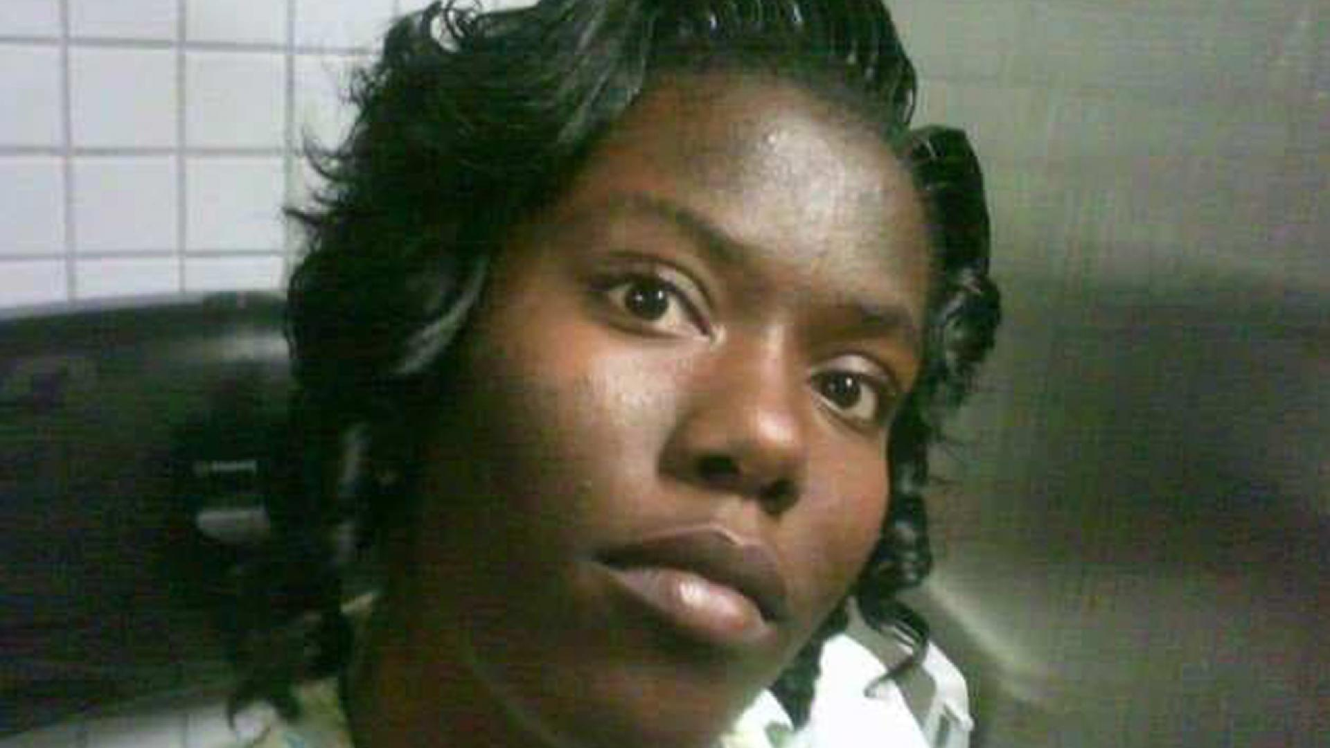Tammy Jackson gave birth in her jail cell.