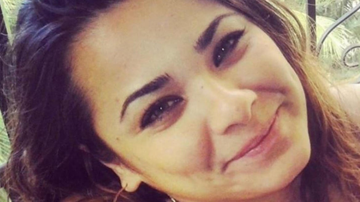 Dina Espinosa, 35, was sitting in one of the pools of water near Eagle Falls Friday when she was swept away by the current while reaching for a branch, the El Dorado County Sheriff's Office said.