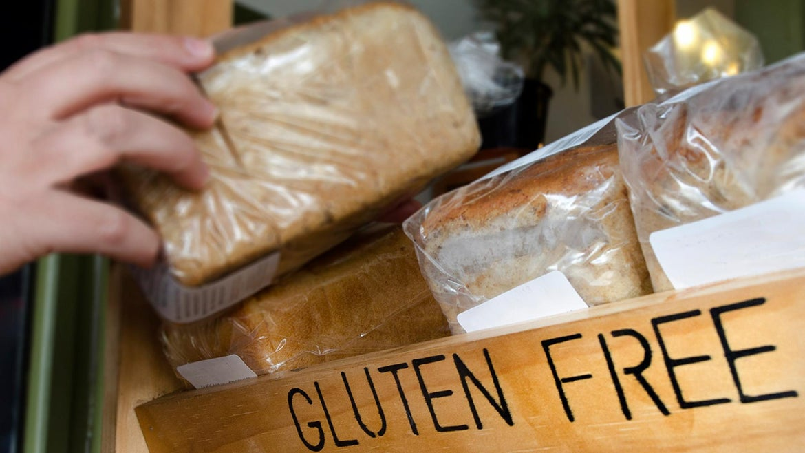 A stock image of gluten-free bread is pictured here.