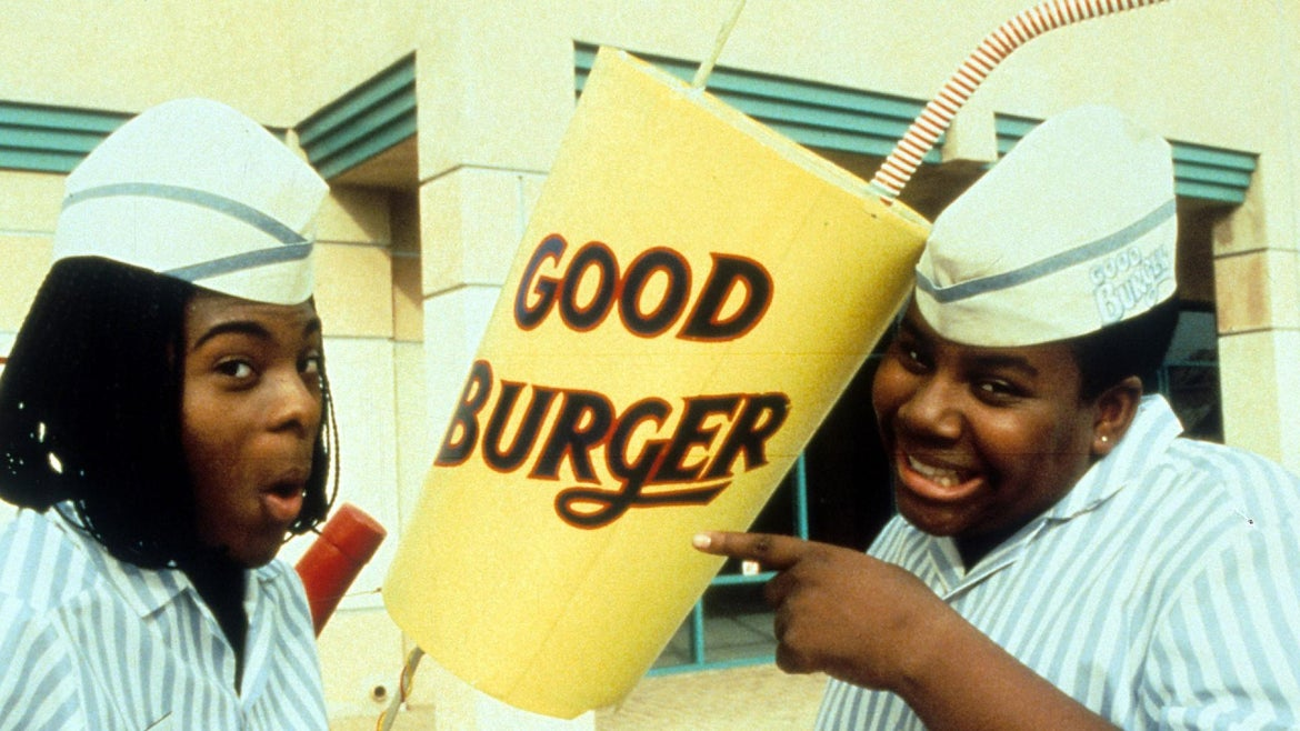 Good Burger to Open Up Los Angeles Pop-Up Shop