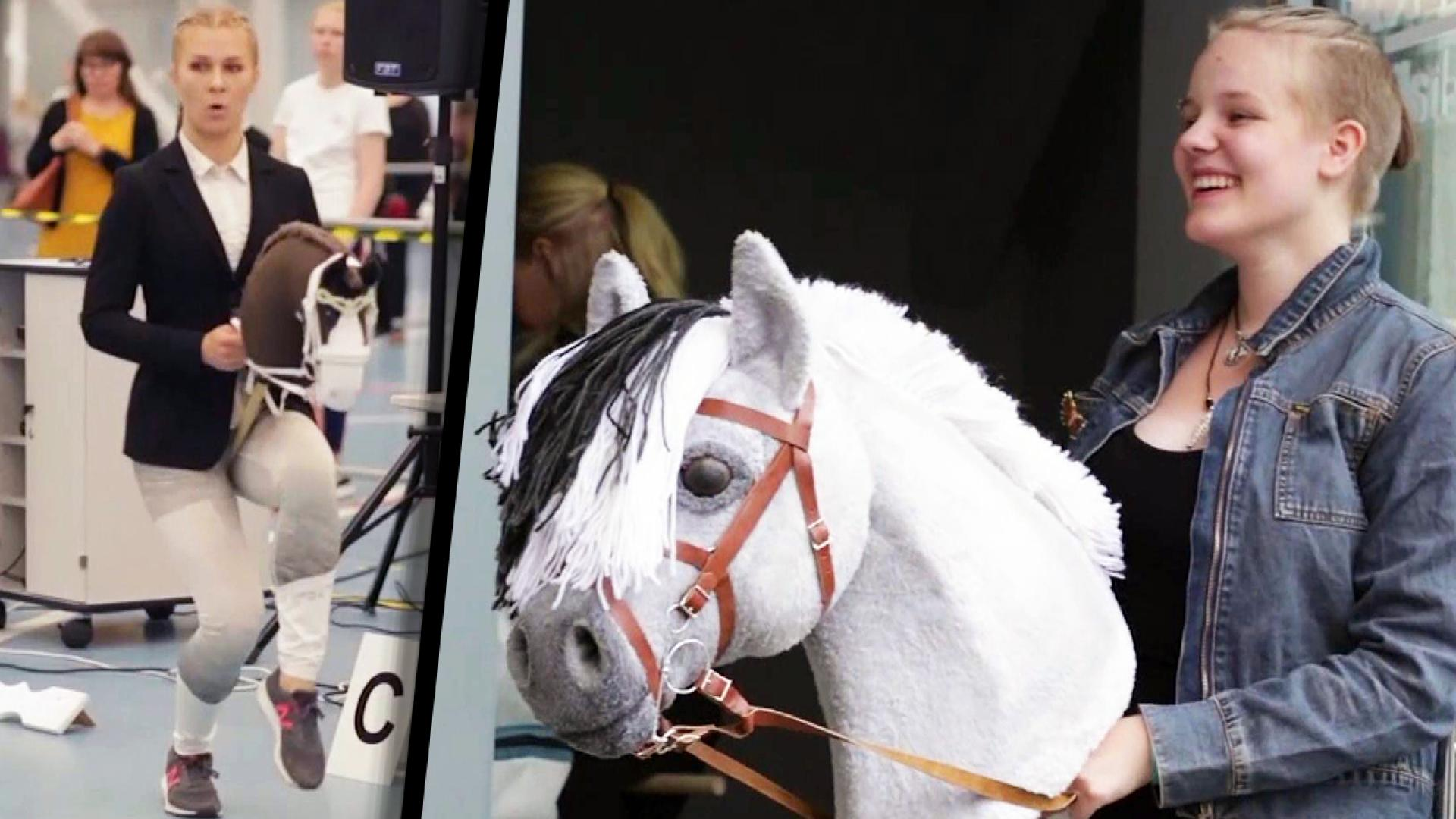 Hobby Horse Championships Ride Into Finland Inside Edition