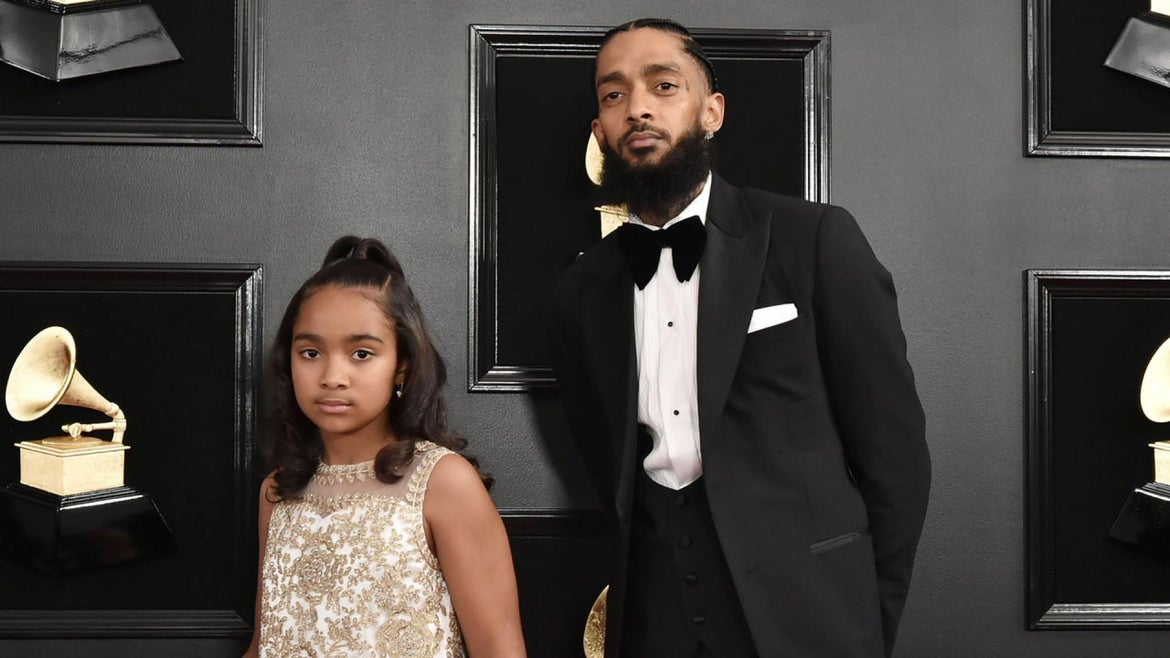 Nipsey Hussle's Daughter Shares Sweet Tribute to Her Dad During Graduation