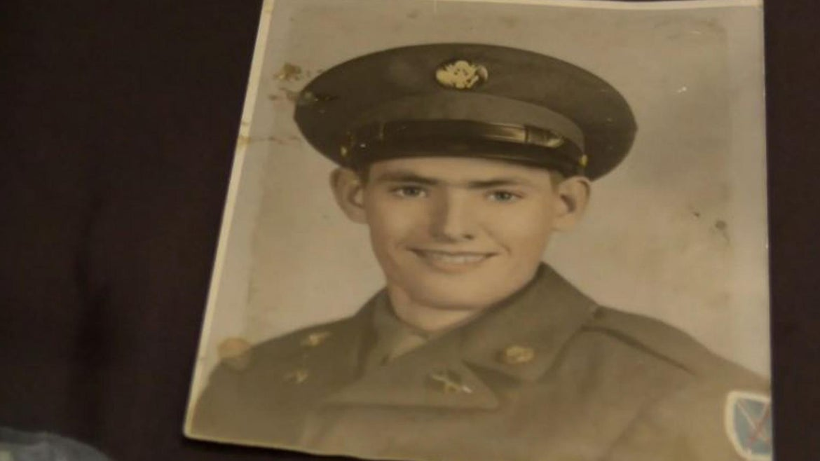 Dale Quick served in the Korean War.