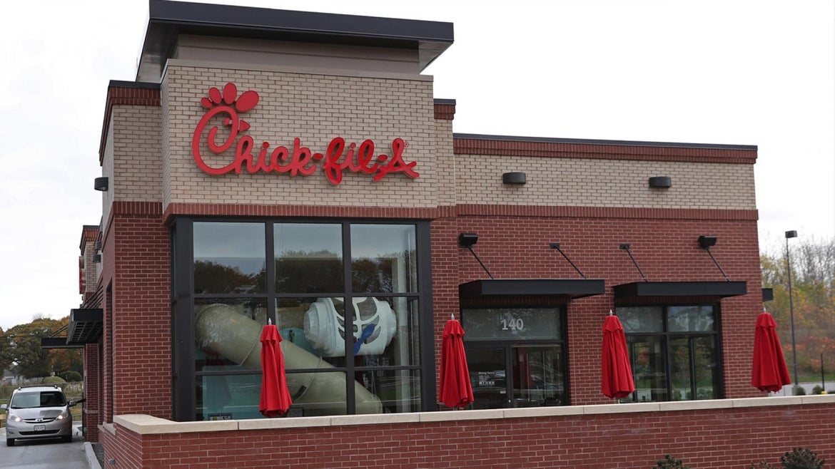 Chick-Fil-A Manager Reportedly Jumps Through Drive Through Window to Save Choking Child