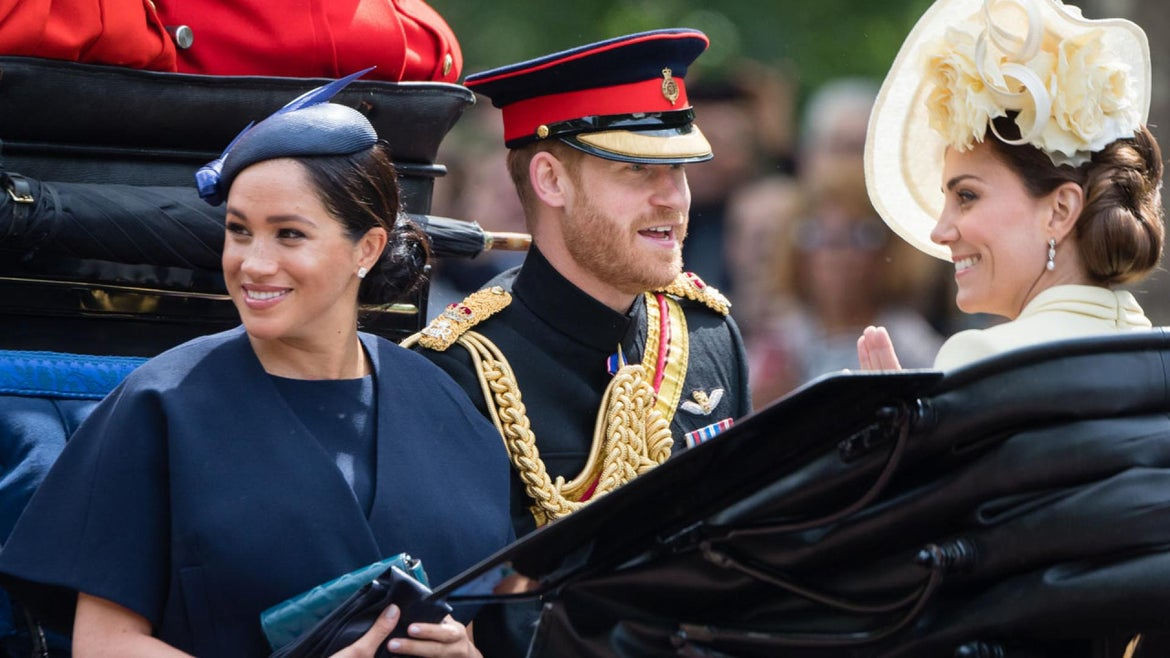 Meghan Markle Makes First Public Appearance Since Revealing Baby Archie