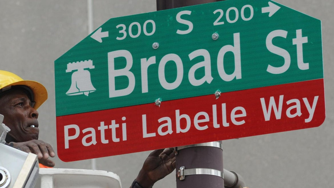 City of Philadelphia Names Street After Patti Labelle, Spells Her Name Wrong