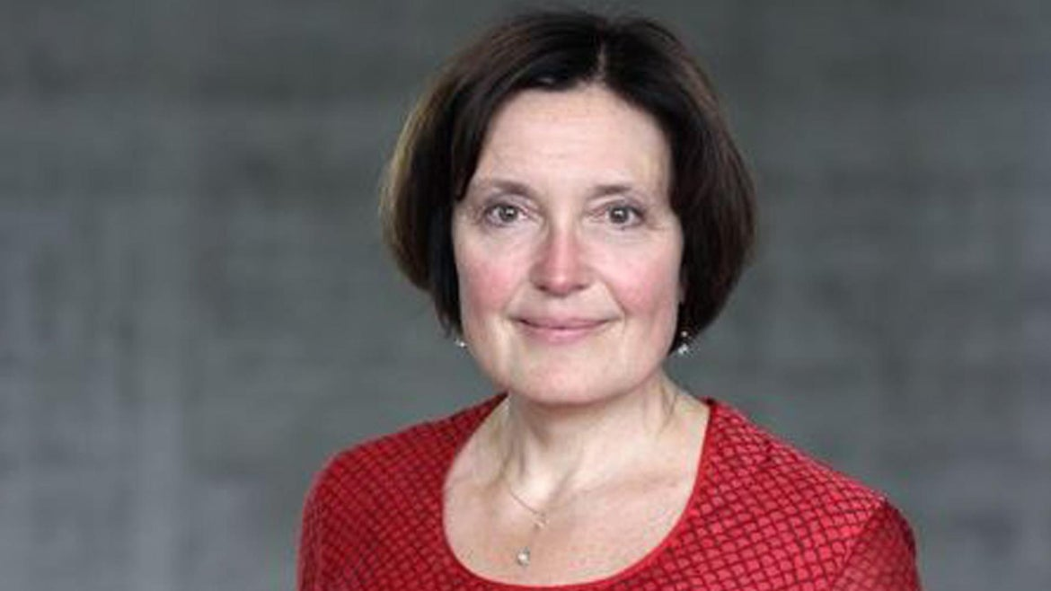 The body of missing American scientist Suzanne Eaton was found Monday night.