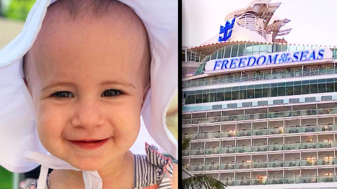 Toddler who died on cruise