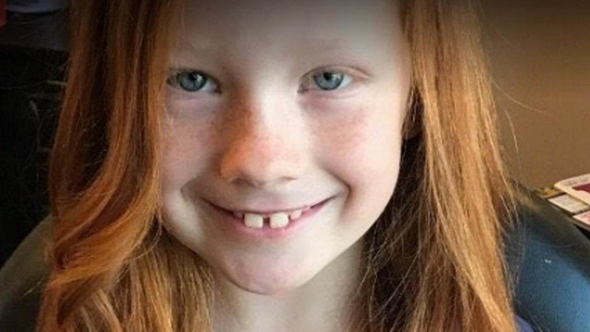 McKenzie Kinley died after being electrocuted in a swimming pool.