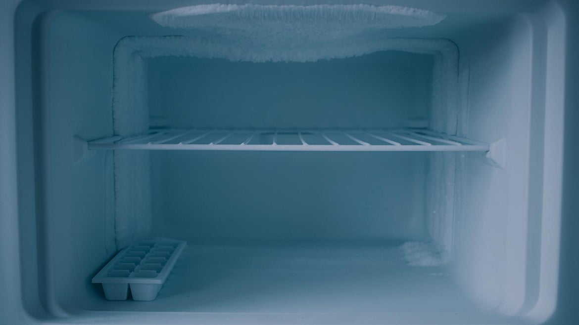 """A St. Louis man found a """"mummified"""" baby in his late mother's freezer."""