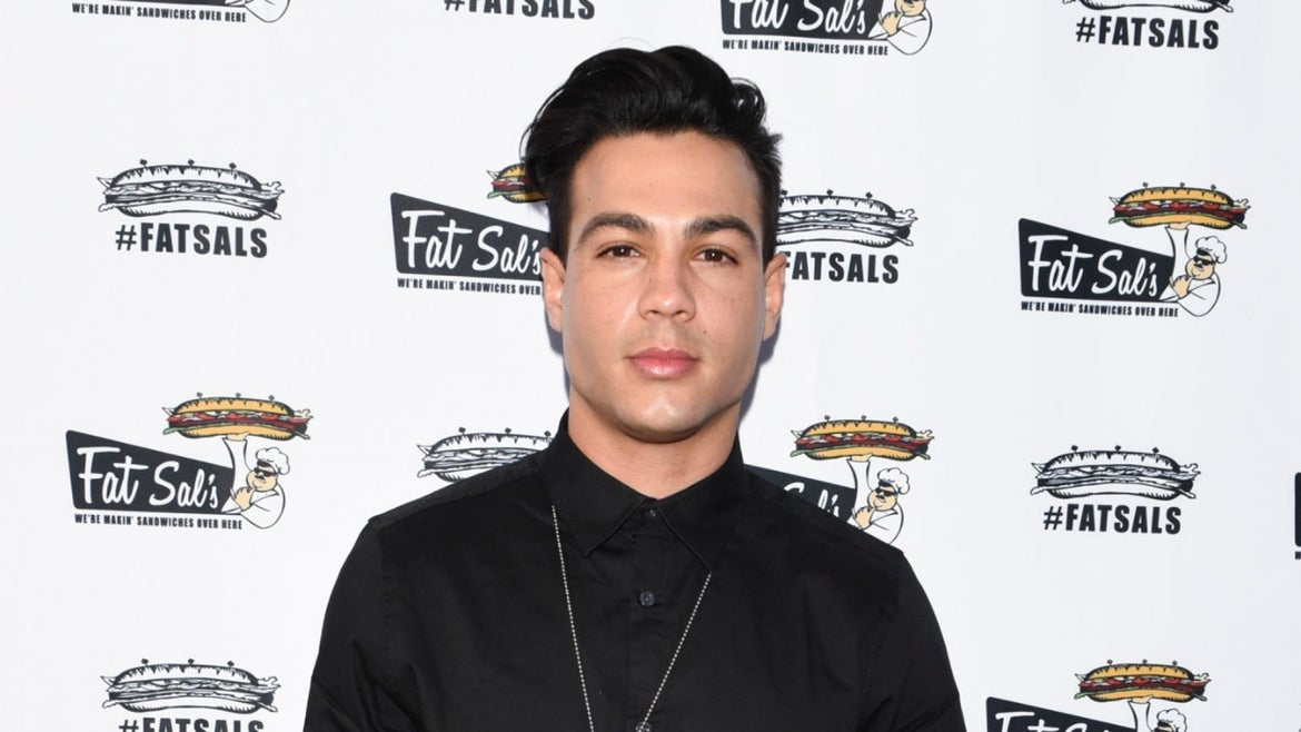 Ray Diaz has been arrested on suspicion of sexual assault, the LAPD said.
