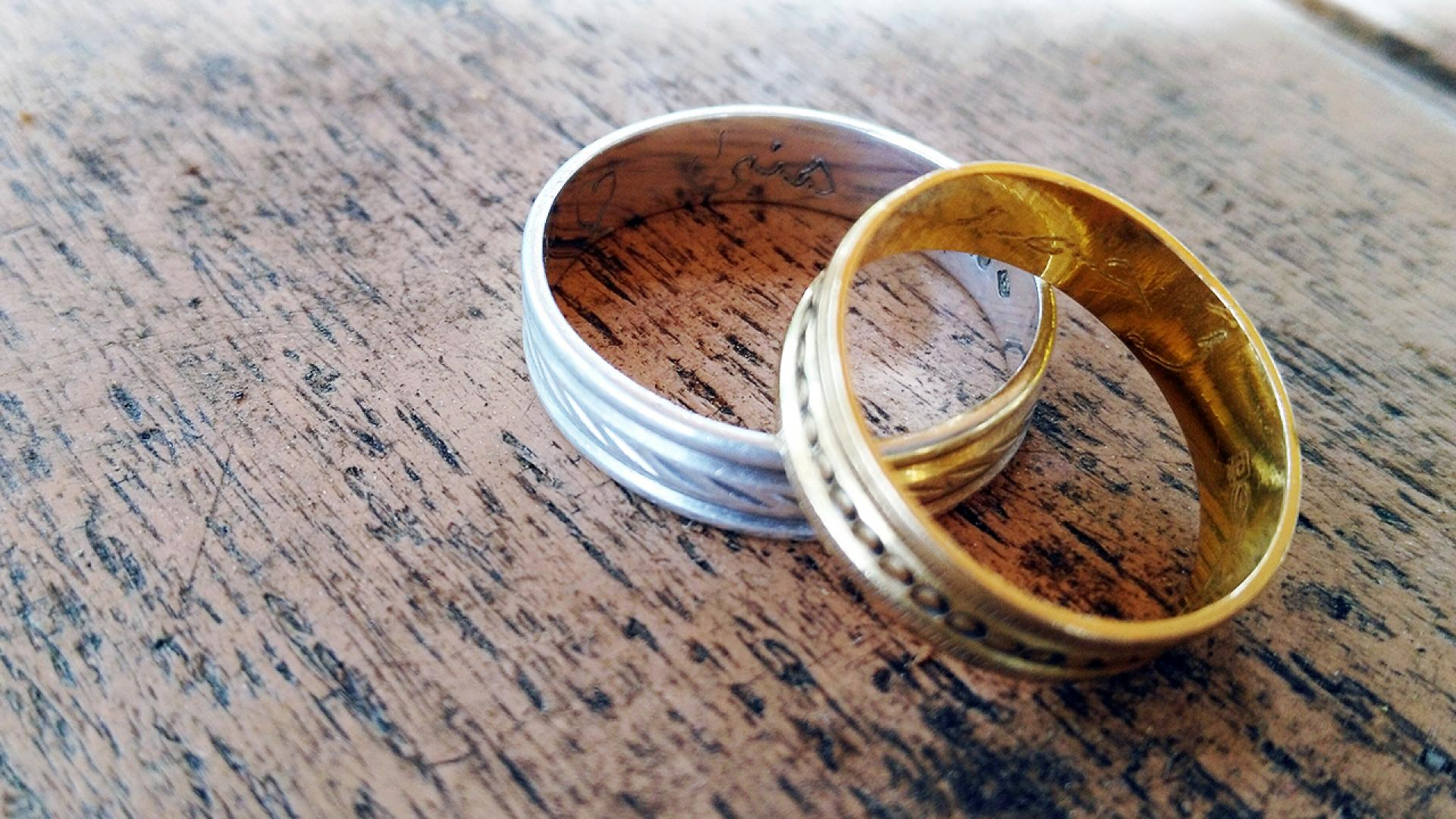 Monica Iken is now offering a $500 reward for the safe return of the rings.