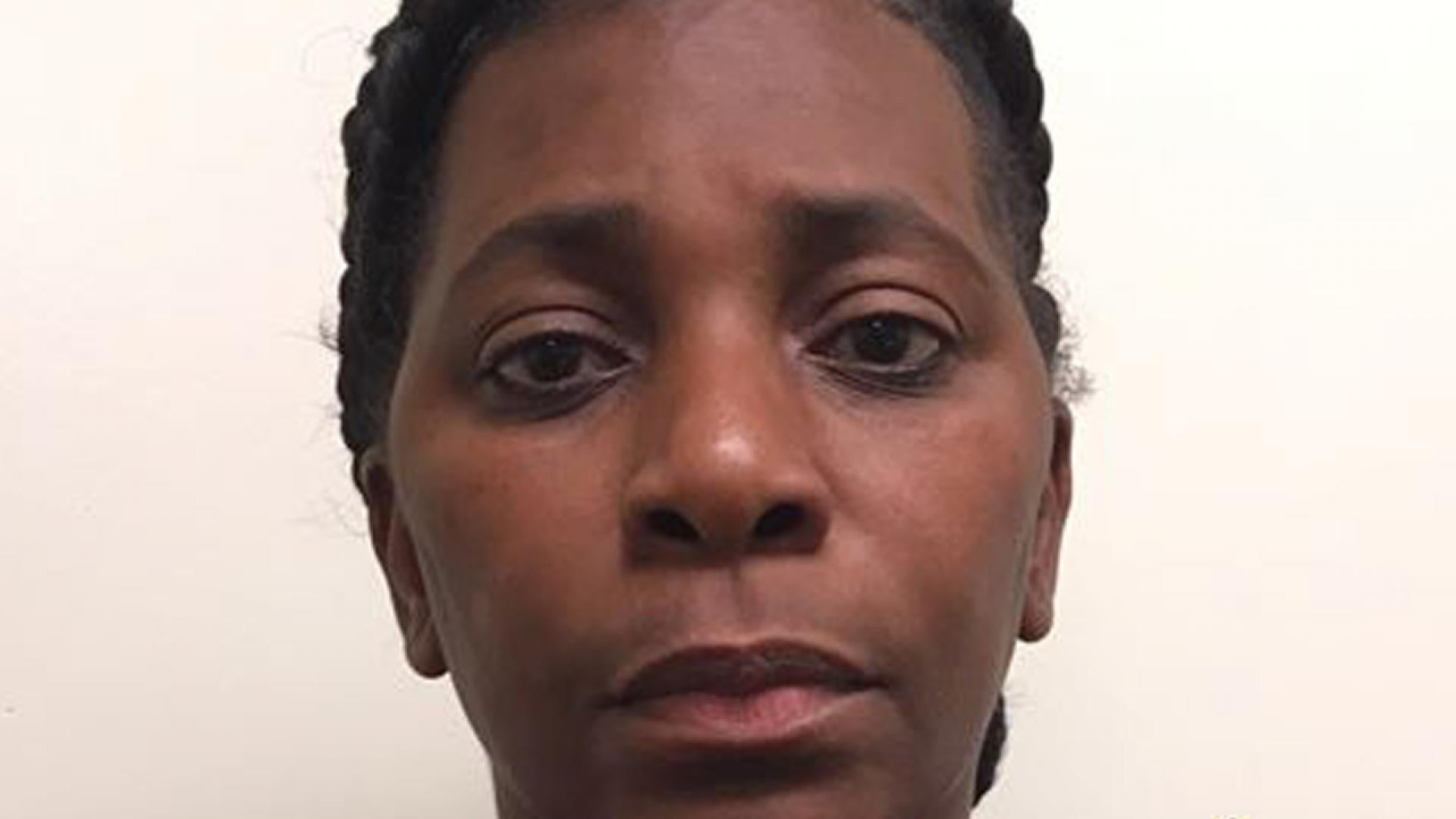 Sonia Charles, 50, was arrested and booked into the Iberia Parish Jail on a first-degree murder charge.
