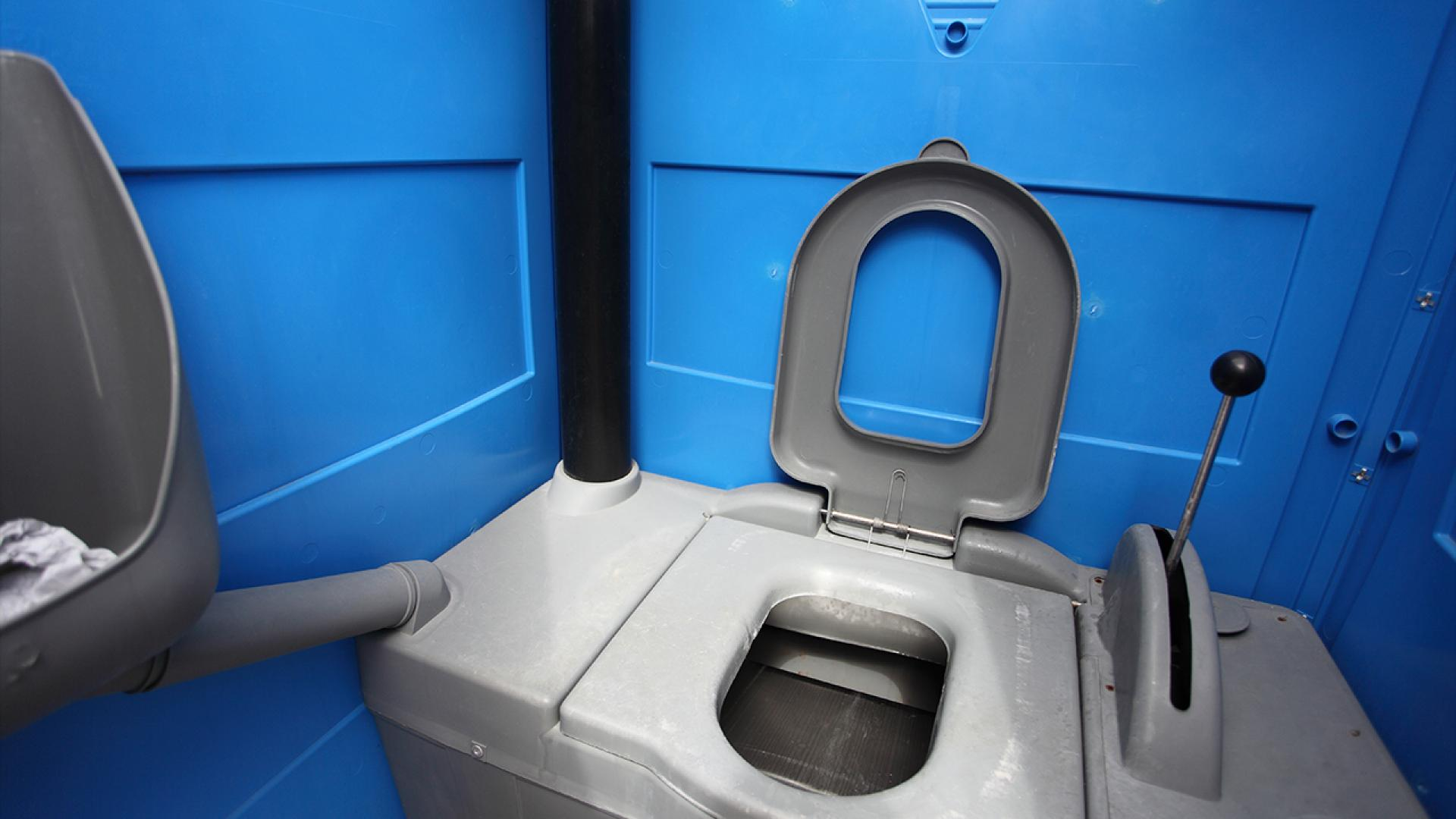 A porta-potty in Florida exploded.
